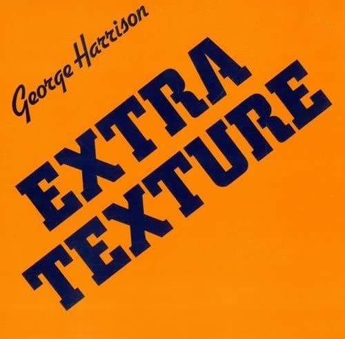 GEORGE HARRISON 'Extra Texture' LP S/H
