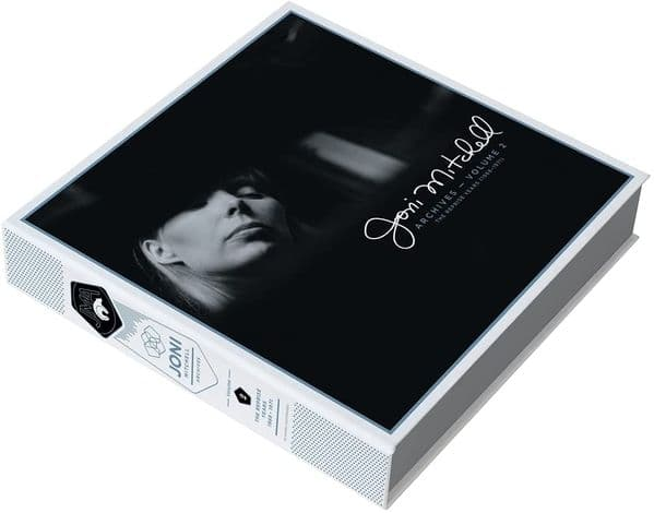 Joni Mitchell 'Archives Vol. 2 : The Reprise Years 1968 -1971' 5 CD Set (29th Oct. 2021)