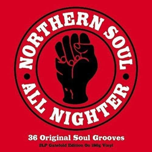 NORTHERN SOUL 'All Nighter' 2LP