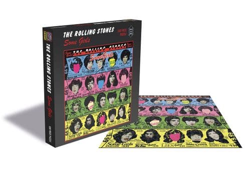 THE ROLLING STONES 'Some Girls' Jigsaw