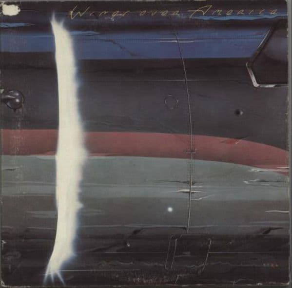 WING 'Wings Over America' S/H 3LP Set