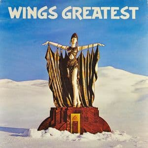 WINGS 'Greatest' S/H LP