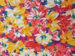 FLOWER FANTASTIC - Fabric- 100% COTTON - Price Per Metre