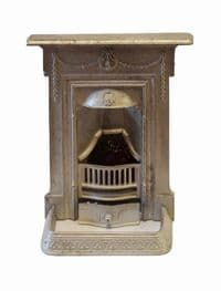 DH153 Victorian Fireplace kit