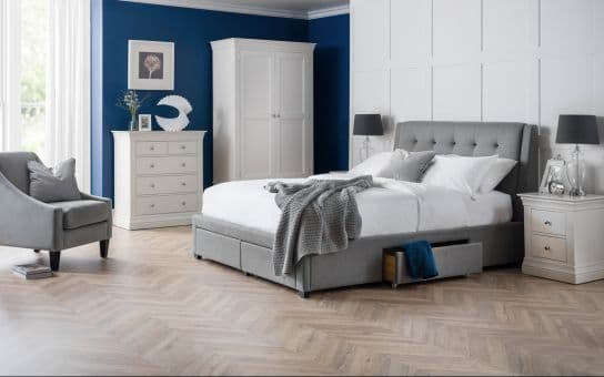 Fullerton 4 Drawer Bedframe