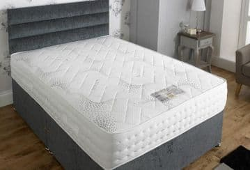LUXURY CLASS GALAXY MEMORY 2000 POCKET COMPLETE BED