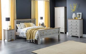 Richmond Wooden Bedframe