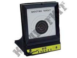03-B1 Portable Square Airsoft BB Gun Target Set With Pellet Catcher Net
