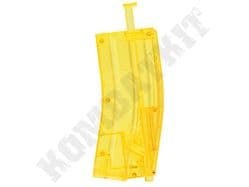 470 Round Airsoft BB Gun AEG 6mm Pellet Ammo Hi Cap Magazine Speed Loader Clear Yellow