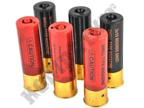 M56 BB Gun Shotgun Shells 6 Pack | Double Eagle Airsoft Spares Parts | KOMBATKIT SHOP