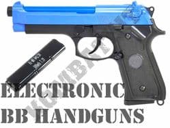 Electric BB Pistols