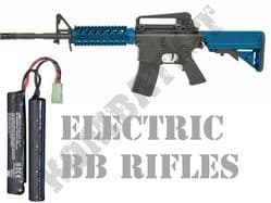Electric BB Rifles