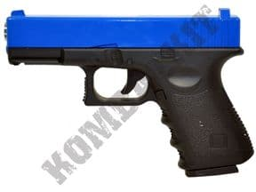 G15 BB Gun | Glock 17 Replica Spring Airsoft Pistol 2 Tone Colours | KOMBATKIT SHOP