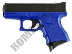G26 Metal Airsoft BB Gun 2 Tone Black and Blue