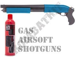 Gas Airsoft Shotguns