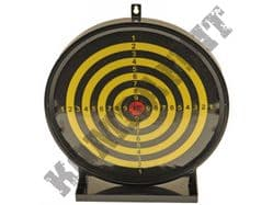 H6121 300mm Dia Portable Round Sticky Airsoft BB Gun Target