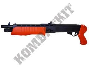 HA232 BB Gun | SPAS-12 Replica Shotgun | 6mm Two Tone Airsoft Pellet Gun | BBGUNSHOP