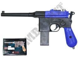 M32 Airsoft BB Gun Black and Blue