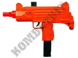 M35 Airsoft BB Gun Black and Orange
