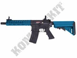 "ST-GBB10BBK M4 9"" Keymod Rifle Gas Blowback Airsoft BB Machine Gun Black & 2 Tone"