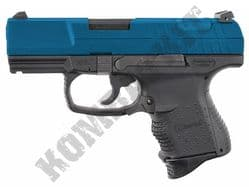 WE E99C Walther P99C Replica Airsoft Pistol Gas Blowback BB Gun Black & 2 Tone