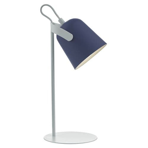 Effie Table Lamp Blue White (Class 2 Double Insulated) BXEFF4123-17