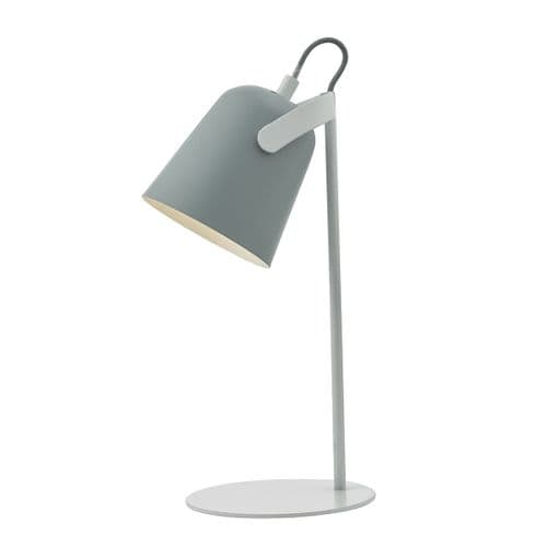 Effie Table Lamp Grey White (Class 2 Double Insulated) BXEFF4139-17