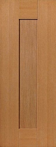 Axis Oak Prefinished Internal Door