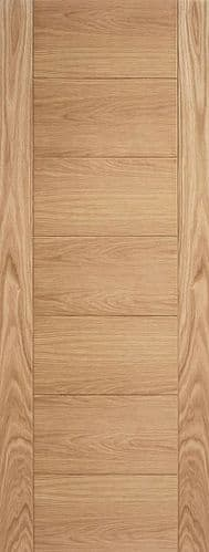 Carini Oak Internal Door