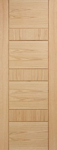 Edmonton Oak Internal Door