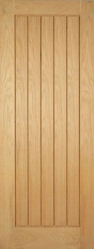 Mexicano Oak Internal Door
