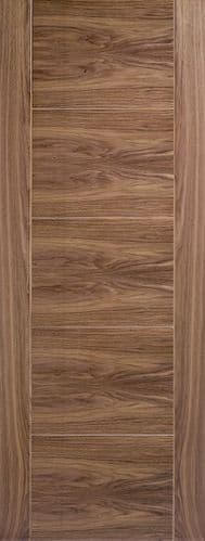 Vancouver 5P Walnut Internal Door
