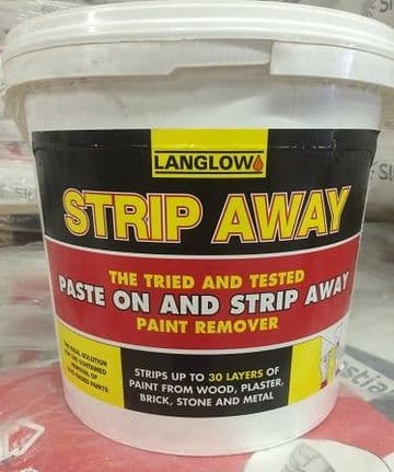 Stripaway Paint Removal System (formally Peelaway)