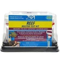 API Reef Master Test Kit Marine Tropical coral polyps PH Nitrate calcium