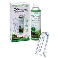 Ista Co2 Basic Diffuser Set with Disposable Can for Aquarium Plants Aquascape