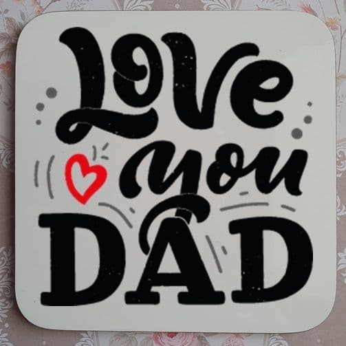 Father's Day Coaster Design 26