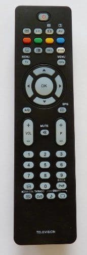 Brand New Remote Control for 42PFL5522 / 42PFL5522D / 42PFL5522D/05  PHILIPS TV