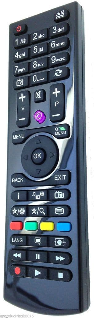 Digihome dled39fhd Tv Remote Control