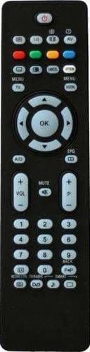 Replacement Remote Control for Philips tv 19PFL5522D 22PFL5522D