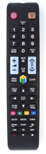 Replacement Remote Control For - Samsung AA59-00638A  Fits Tv PS51E8000