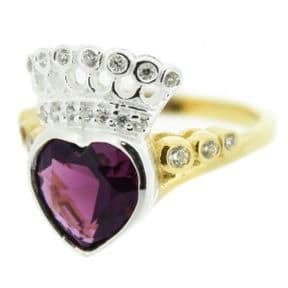 Vintage Luckenbooth Ring 9897