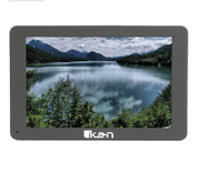 SAGA 7″  S7P SUPER HIGH BRIGHT 3G-SDI/HDMI TOUCHSCREEN MONITOR WITH 3D LUTS AND SCOPES