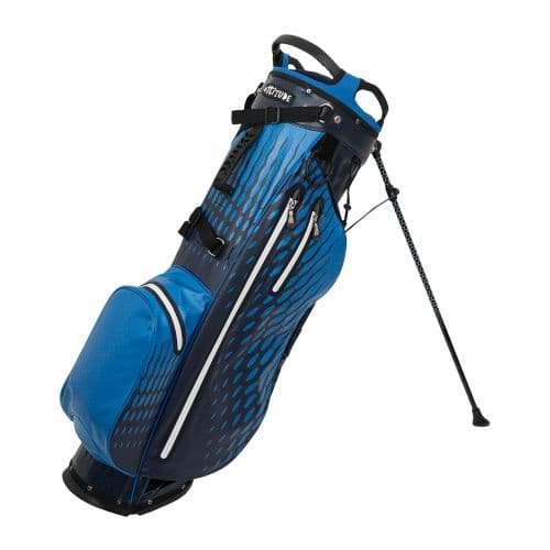 ATTITUDE WATERPROOF STAND BAG (BLUE)