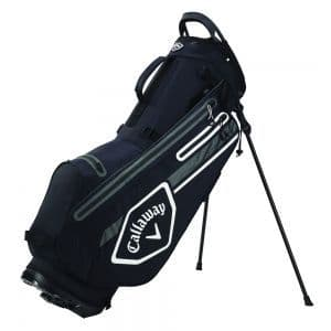 CALLAWAY  2021 CHEV DRY STAND BAG  BLACK/CHARCOAL