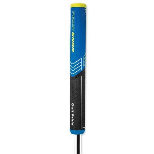 GOLF PRIDE TOUR SNSR PUTTER GRIP (STRAIGHT)FITTED FREE