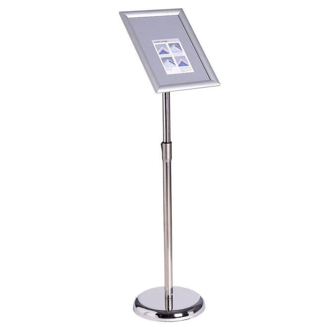 Aluminium Snap Frame Poster Stand