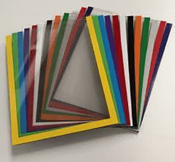 Magnetic Document Display