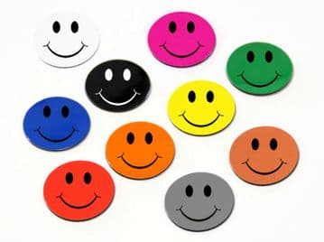 Magnetic Smiley's