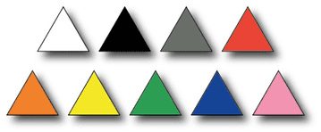 Magnetic Triangles