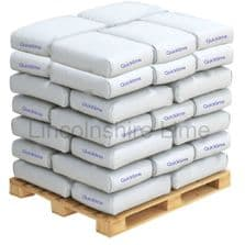 40 x 25kg Bags of British Quicklime microlime on pallet - Ideal for Hot Mix